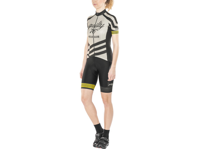 guilty 76 racing Velo Club Pro Race Set Damen grey